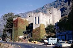 Table Mountain -Lower Cable Station in 1969! - cometocapetown.com