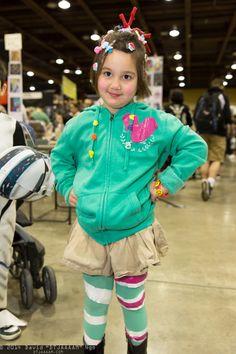 Vanellope von Schweetz | Amazing Arizona Comic Con 2014 #cosplay