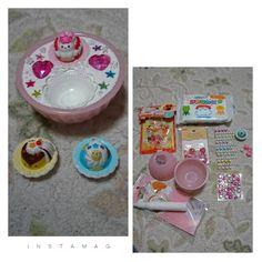 いいね!50件、コメント8件 ― mamiさん(@mam11124)のInstagramアカウント: 「プリキュア♥第2弾! スイーツパクト(*^^*) @lovefeuille さんのを参考にさせて頂きました! #キラキラプリキュアアラモード #スイーツパクト #手作りスイーツパクト…」 Magical Girl, Sailor Moon, Shugo Chara, Wand, Sailor Moons, Magic Bullet, Walking Sticks