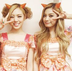 After School Lizzy & Nana