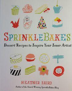 Sprinkle bakes book