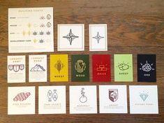 Catan Cards by Blaise Vincz