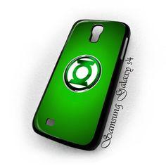 Justice league Green lantern logo Samsung galaxy s4 i9500 case cover