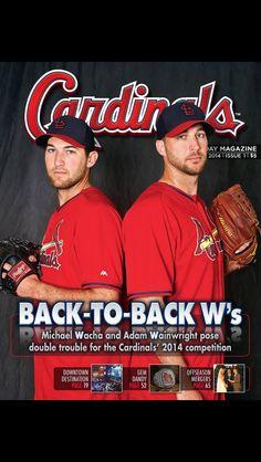 Cardinals Aces 2014: Adam Wainwright & Michael Wacha