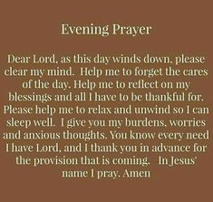 Manifestation Miracle: The Secret For Manifesting Wealth Happiness Love & Success God Prayer, Power Of Prayer, Prayer Quotes, Bible Verses Quotes, Spiritual Quotes, Quotes Quotes, Good Night Prayer, Prayer For The Day, Good Night Quotes
