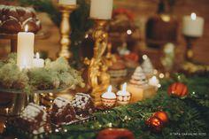 Produção de Natal Lápis de Noiva