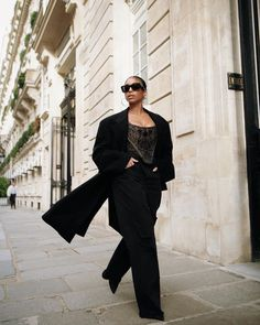 Twitter Lori Harvey, B Fashion, Chic, Fitness, Pants, Clothes, Outfits, Style, Girls