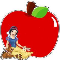 1ER AÑITO 1st Birthday Girls, Diy Birthday, Snow White Invitations, Snow White Characters, Kids Background, Snow White Birthday, Snow White Disney, Disney Cartoon Characters, Cinderella Birthday