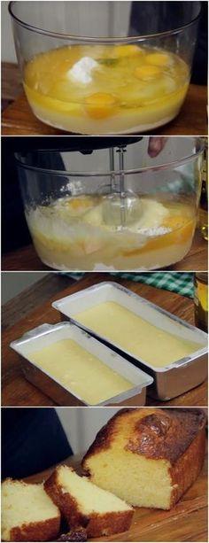 Bolo de laranja, esse bolo tem uma receita bem prática #bolo #bolos #bolodelaranja #doce #doces #sobremesa #sobremesas #sobremesadelaranja #docedelaranja