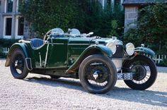 Frazer Nash TT Rep 1937