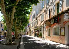 La Cadière-d'Azur.