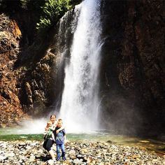 Waterfalls to visit  with the kids close to Everett WA :)