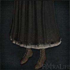 The Doll skirt -- Bloodborne
