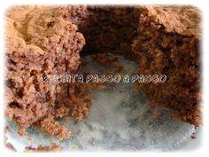 Receita passo a passo: Bolo de Chocolate com Maçã e Canela