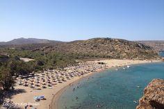 Vai Beach Crete