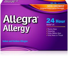 Allegra Coupon - Score It Free + $3.61 Moneymaker We have an Allegra coupon that will let you score it free + it's a $3.61 moneymaker. Sweet, free + moneym