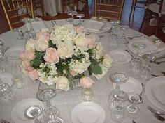 Wedding flowers table decorations