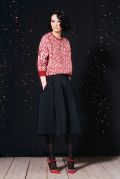 Saloni | Fall 2014 Ready-to-Wear Collection | Style.com