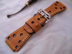 The Strap Smith - Custom watch straps and buckles.