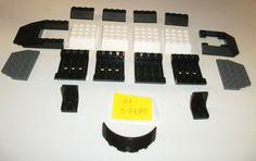 LEGO TRAIN Parts 32083 10157 2876 32059 32084 Wedge Panel 30283 60219 7898 62360 #LEGO