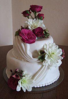 Wedding cake Mini Wedding Cakes, Elegant Wedding Cakes, Pr, Our Wedding, Dream Wedding, Dream Job, Blouse Designs, Cake Ideas, Cake Toppers
