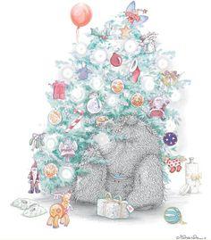 Kerstboom op zijn Kop