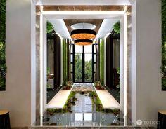 Hotel Sosna by Tolicci Design Studio hotel sosna glazed floor 2