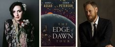 """Critically lauded singers, songwriters and authors Audrey Assad and Andrew Peterson launch """"The Edge of Dawn Tour"""" Feb. 25 in Richardson, TX. The multi-state, multi-denominational church tour will run through late March and will feature new music and fan favorites from each of these artists"""