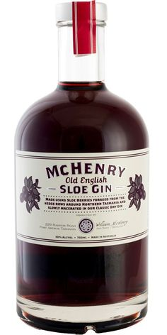 mc henry gin - Google Search