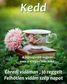 Good Day, Good Morning, Tea Cups, Buen Dia, Buen Dia, Hapy Day, Bonjour, Bom Dia, Teacup