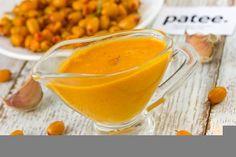 Облепихово-чесночный соус