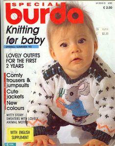 Альбом :Burda E 104 Baby(布尔达E 104婴儿) - 壹一 - 壹一的博客