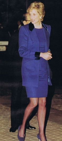 "Princess Diana au Japan _ Février 1995     "" SUITE """