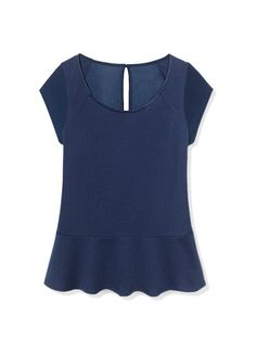 Thursday, August 29, 12 PM: DKNY Jeans cotton polyester top. For details on how to enter, visit allure.com/go/calendar #FreeStuff