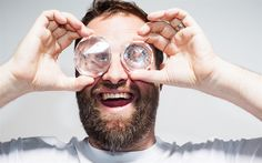 Download wallpapers Claude VonStroke, Portrait, dj, musician, producer
