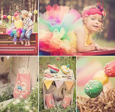 toffee apples and rainbow style photo session kids portraits