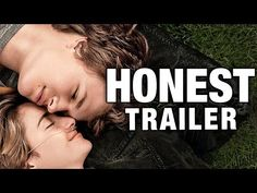 "Honest Trailers: The Fault in Our Stars  (Fair warning: this ""honest"" trailer contains potential book/movie spoilers and bleeped profanity)"