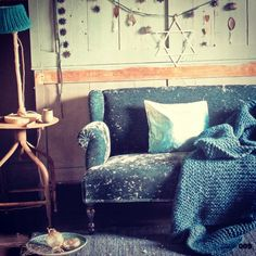 #Zilalila #Blanket #Garther (170 x 130 cm) #Press #Interior #Inspiration #Knitted #Handmade #Fairtrade #Cosy #Warm #Design #Shop @ http://zilalila.com/shop/all-we-have