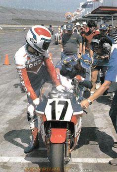 Freddie Spencer Daytona 1985