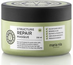 Maria Nila Structure Repair Masque 250ml 229 kr