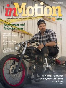 The Amputee Coalition offers 'inMotion' magazine for subscribers and the amputee community.