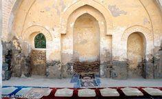 Inside Masjide Bait - Mina Islamic Sites, Hajj Mubarak, Bait, Nature, Painting, Naturaleza, Painting Art, Paintings, Nature Illustration