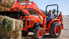 Tractor | Products | Kubota Global Site: UK
