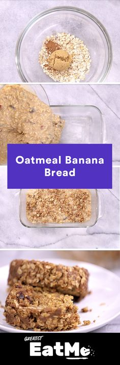 Wondering what a banana bread and oatmeal hybrid…