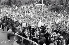 1981 FA Cup victory parade