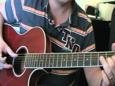 How to play Fast Car by Tracy Chapman - Guitar Lesson (Easy version!) (Mark Randlesome)
