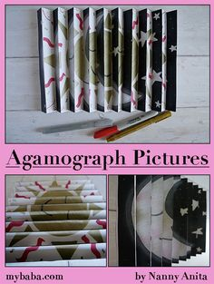 Agamograph Pictures | Nanny Anita | My Baba Still Life Pictures, Draw Two, Crafts For Kids, Arts And Crafts, Drawing Prompt, Sensory Play, Educational Activities, Fun Things, Craft Ideas