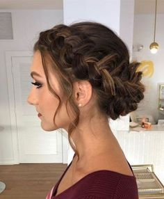 Prom Hairstyles You Are Going to Fall In Love With - Christina Bee