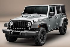 """Jeep Wrangler Unlimited """"Willys"""""""