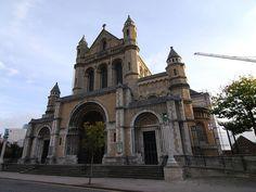 Belfast, Irlanda del Norte. Cathedral de St. Anne